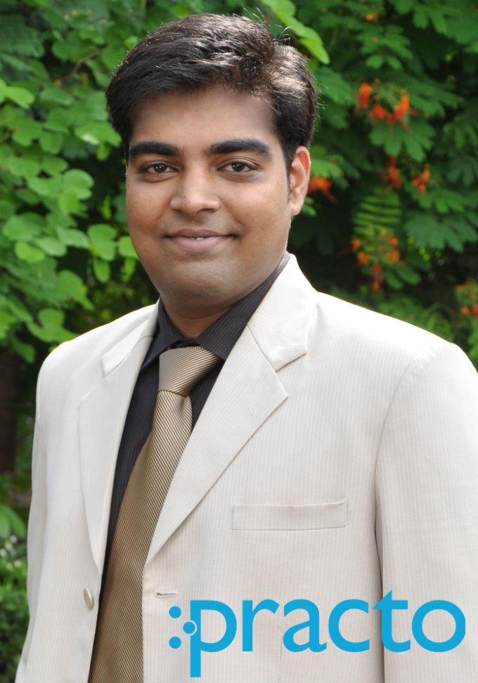 Dr. Gaureej P. Bhoir - Dentist