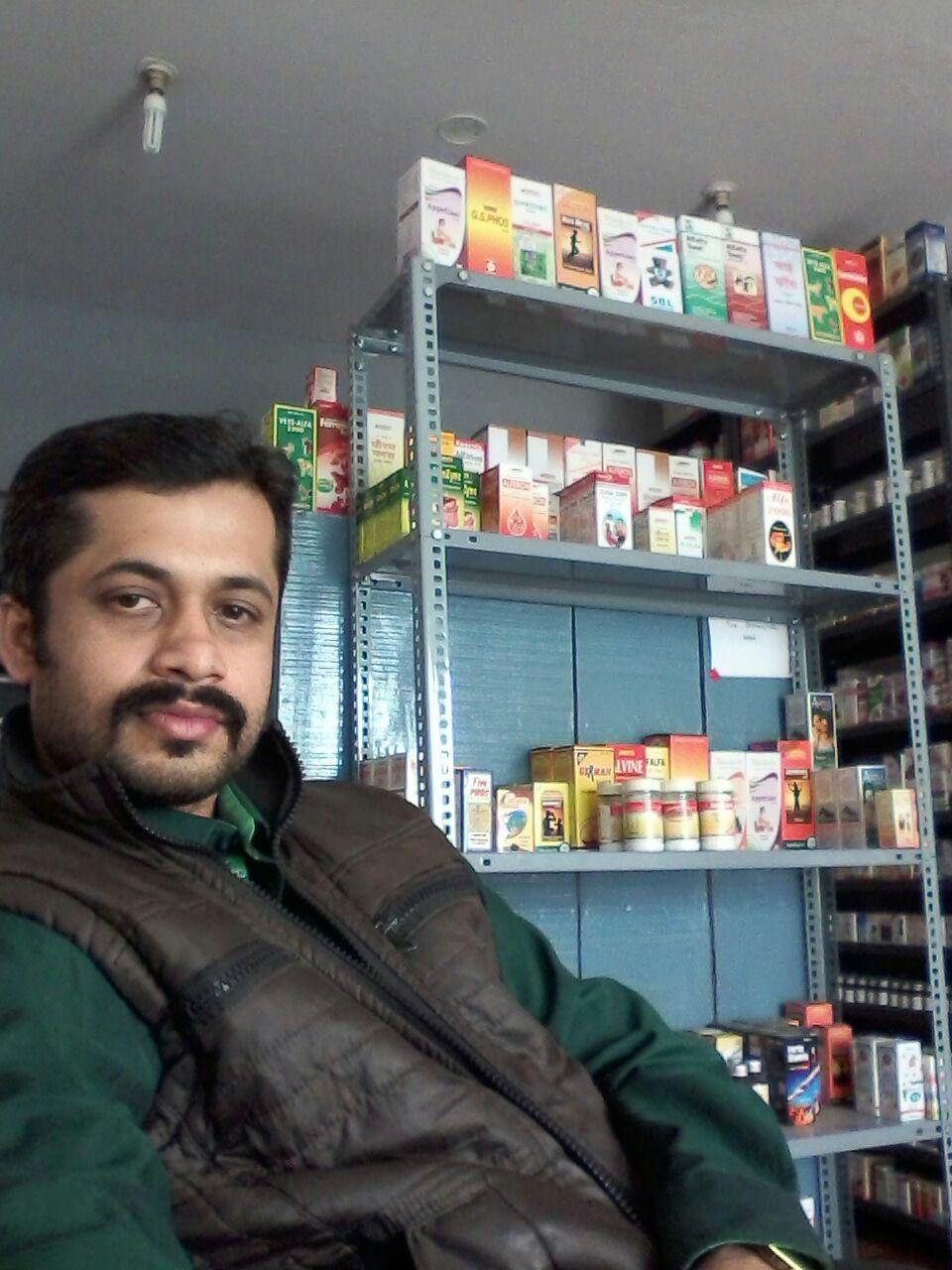 Dr. Rajashekar - Homeopath