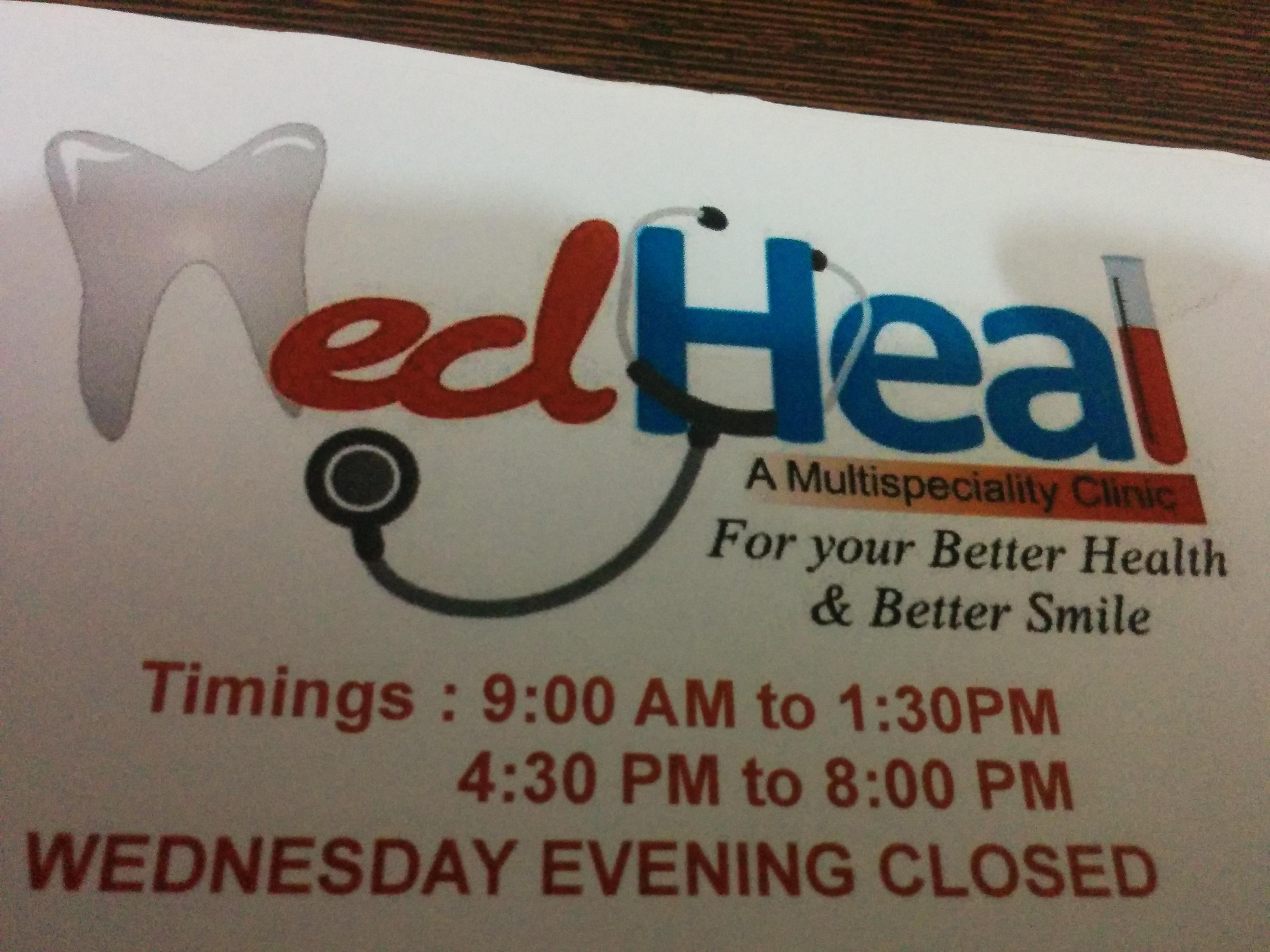 MedHeal A Multispeciality clinic