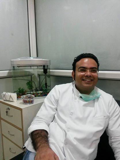 Dr. Sahil Singh - Dentist