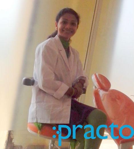 Dr. Kripa M Varghese - Dentist