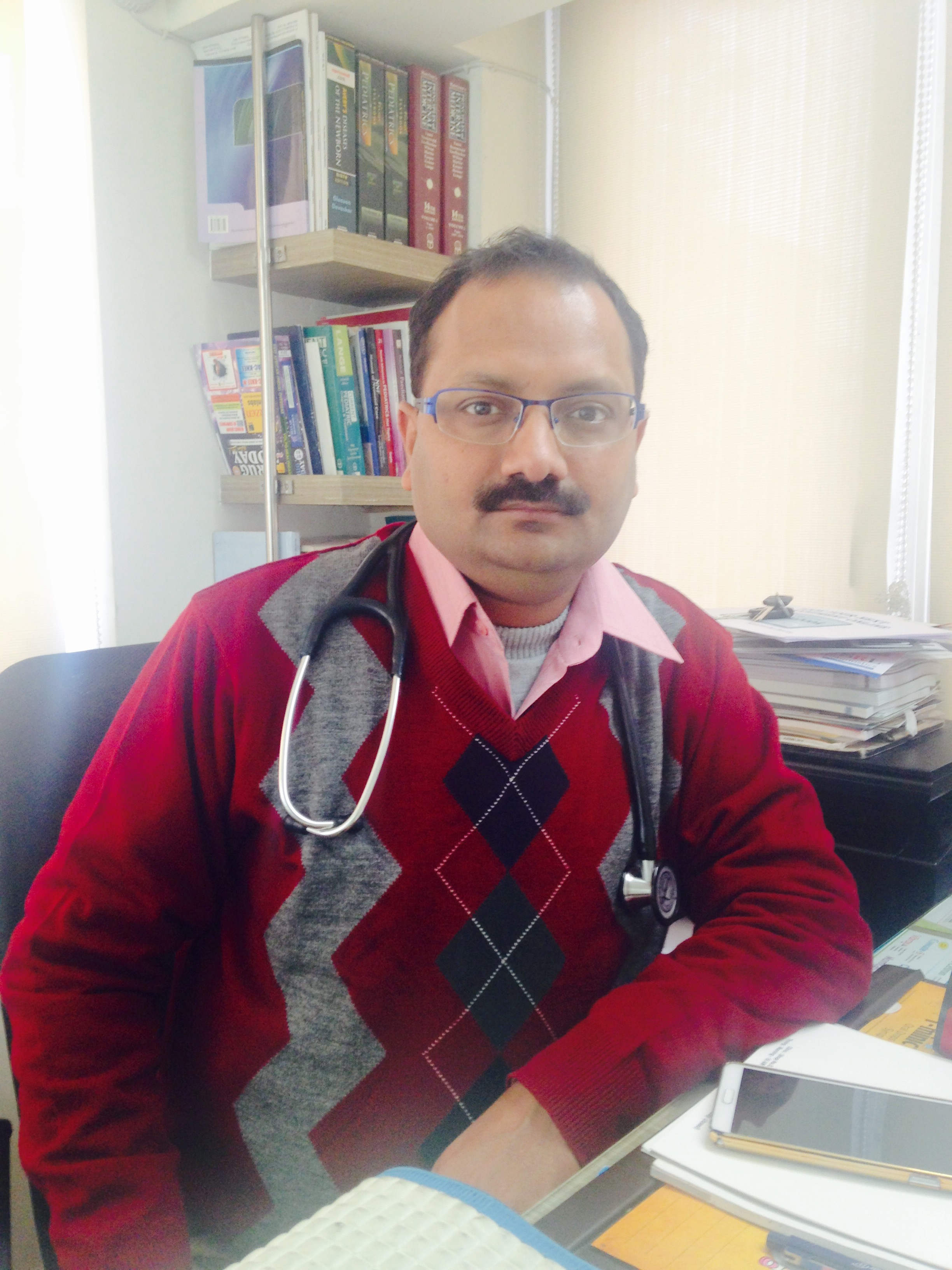 Dr. Anuj K. Goyal - Pediatrician