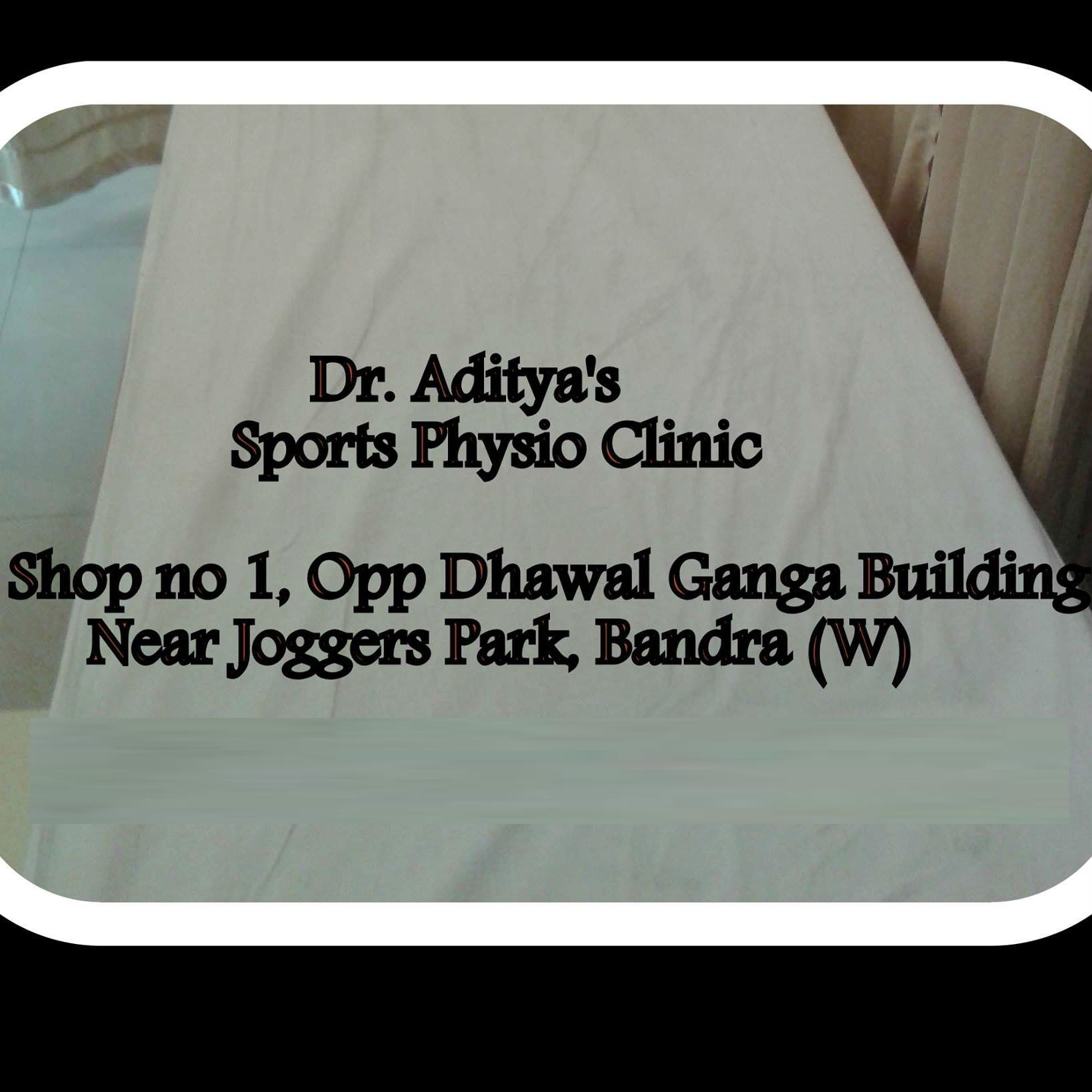Dr. Aditya Pardasany's Physiotherapy Centre