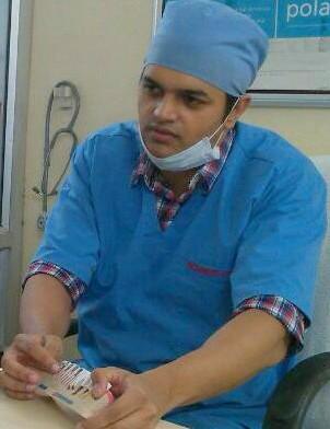 Dr. Sameer Gupta - Dentist
