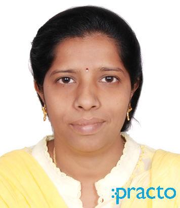 Dr. Geetha S - Dentist