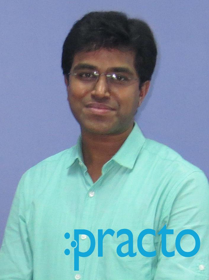 Dr. Karthick Annamalai - Pediatrician