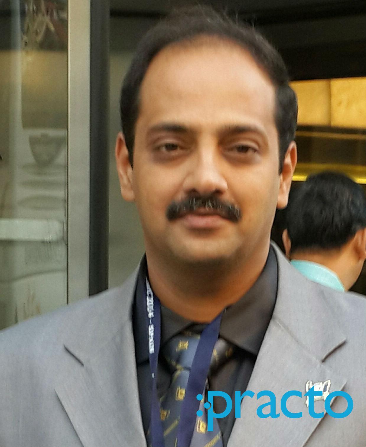 Dr. Harish Koushik - Dentist