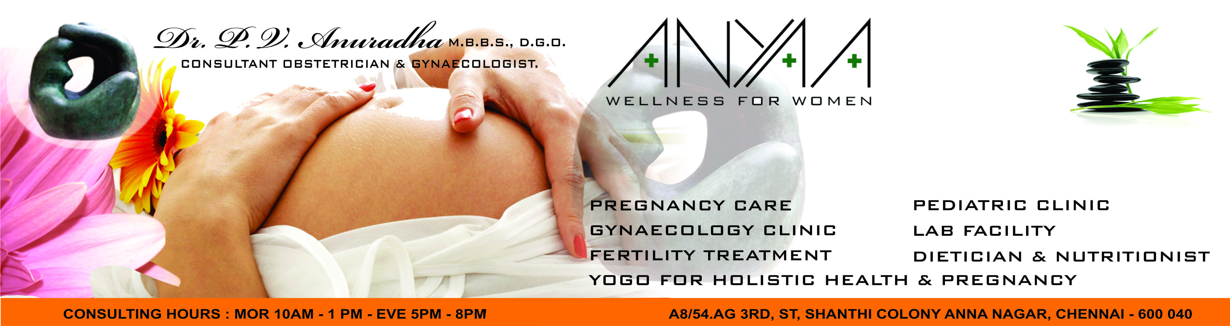 Anyaa  Wellness for Women