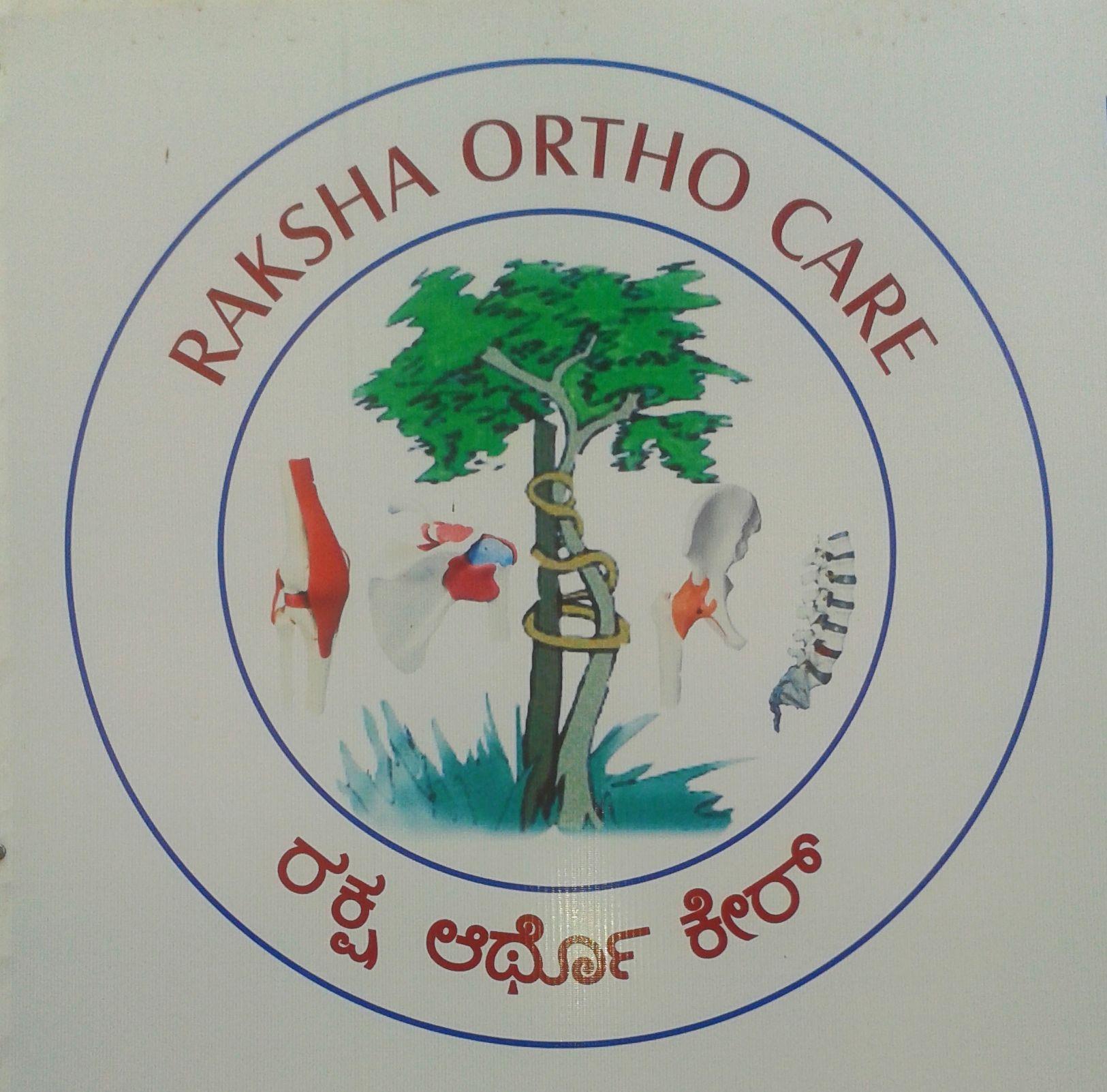 Raksha Ortho Care.