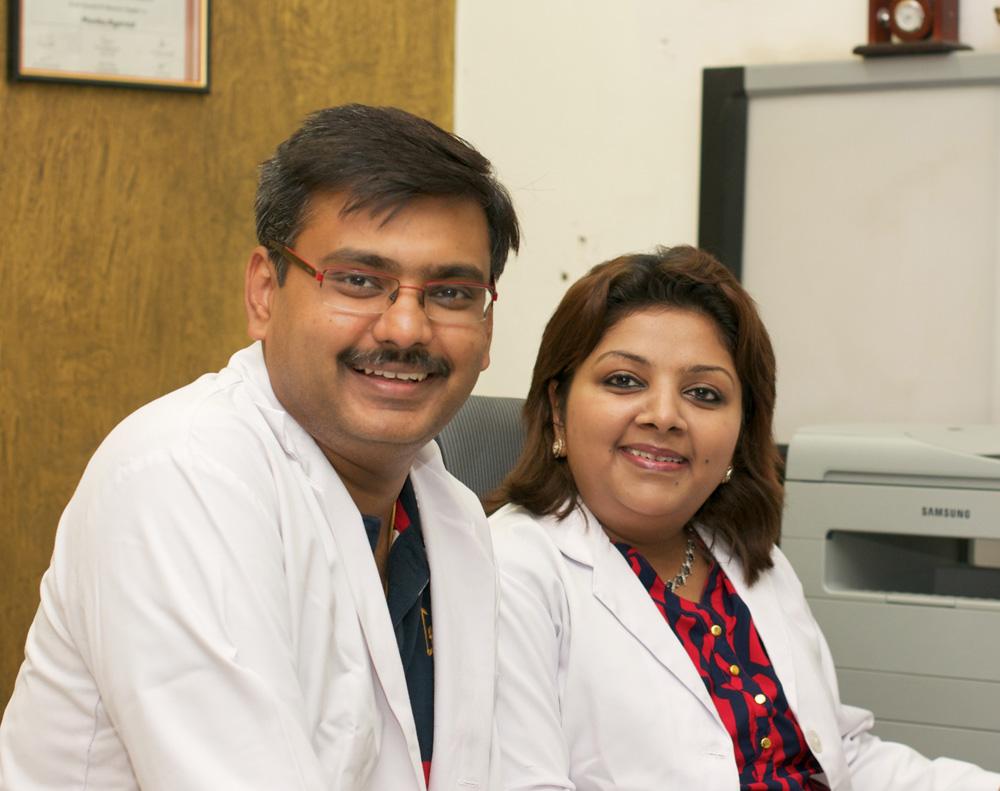 Dr. Abhishek Agarwal - Radiologist