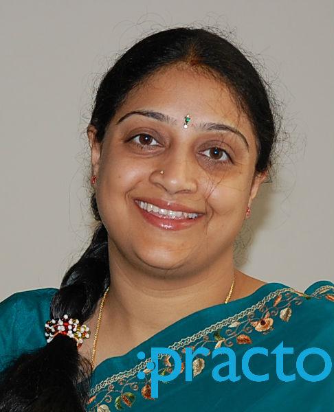 Mrs. Anupama Maruvada - Psychologist
