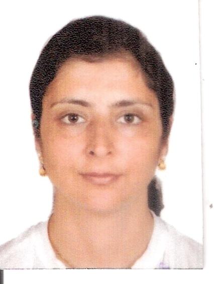 Dr. Rashila Ganjoo - General Physician