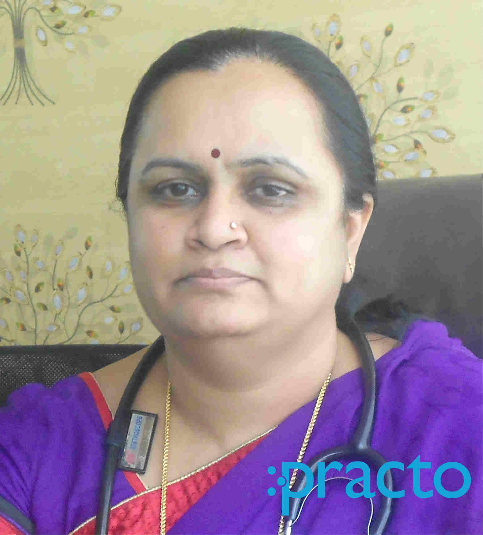 Dr. B. Jalajakshi - Gynecologist/Obstetrician