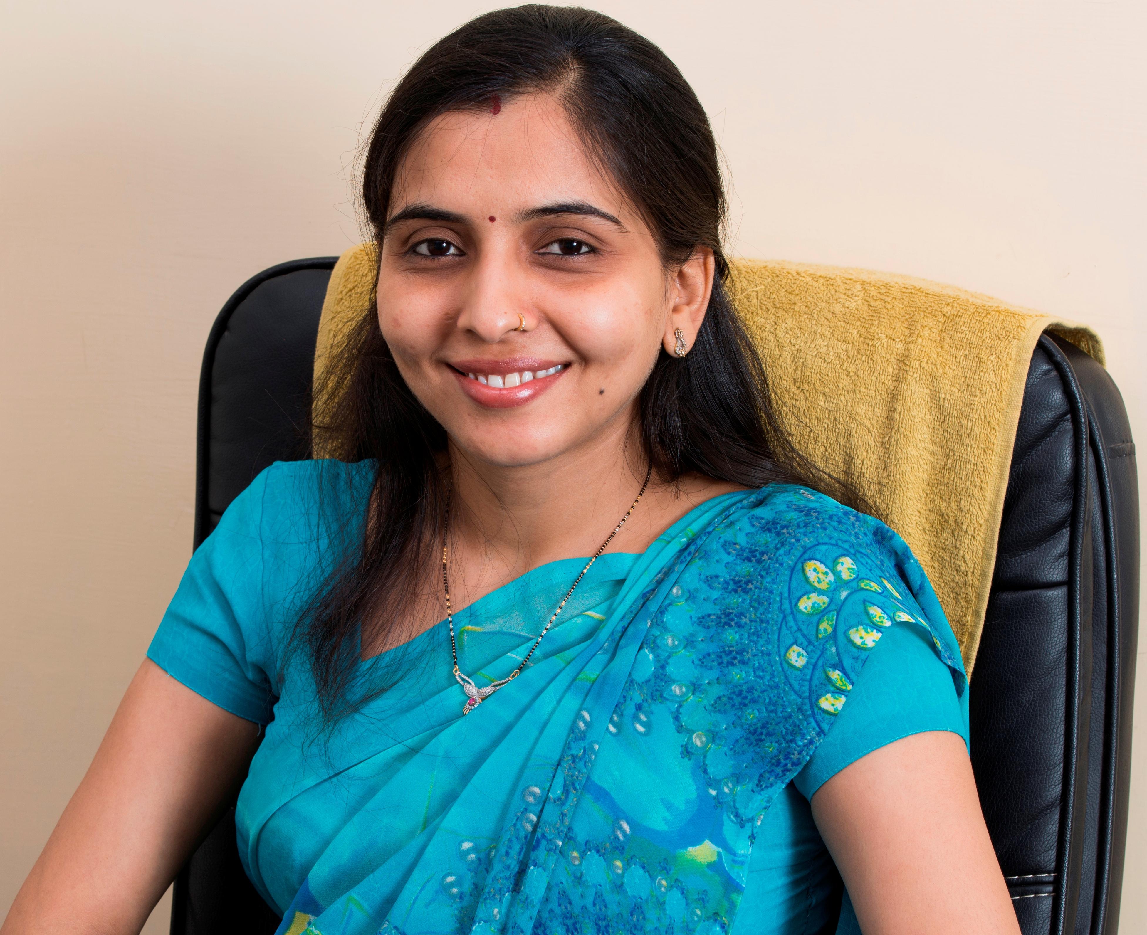 Dr. Manisha Saharan (PT) - Physiotherapist