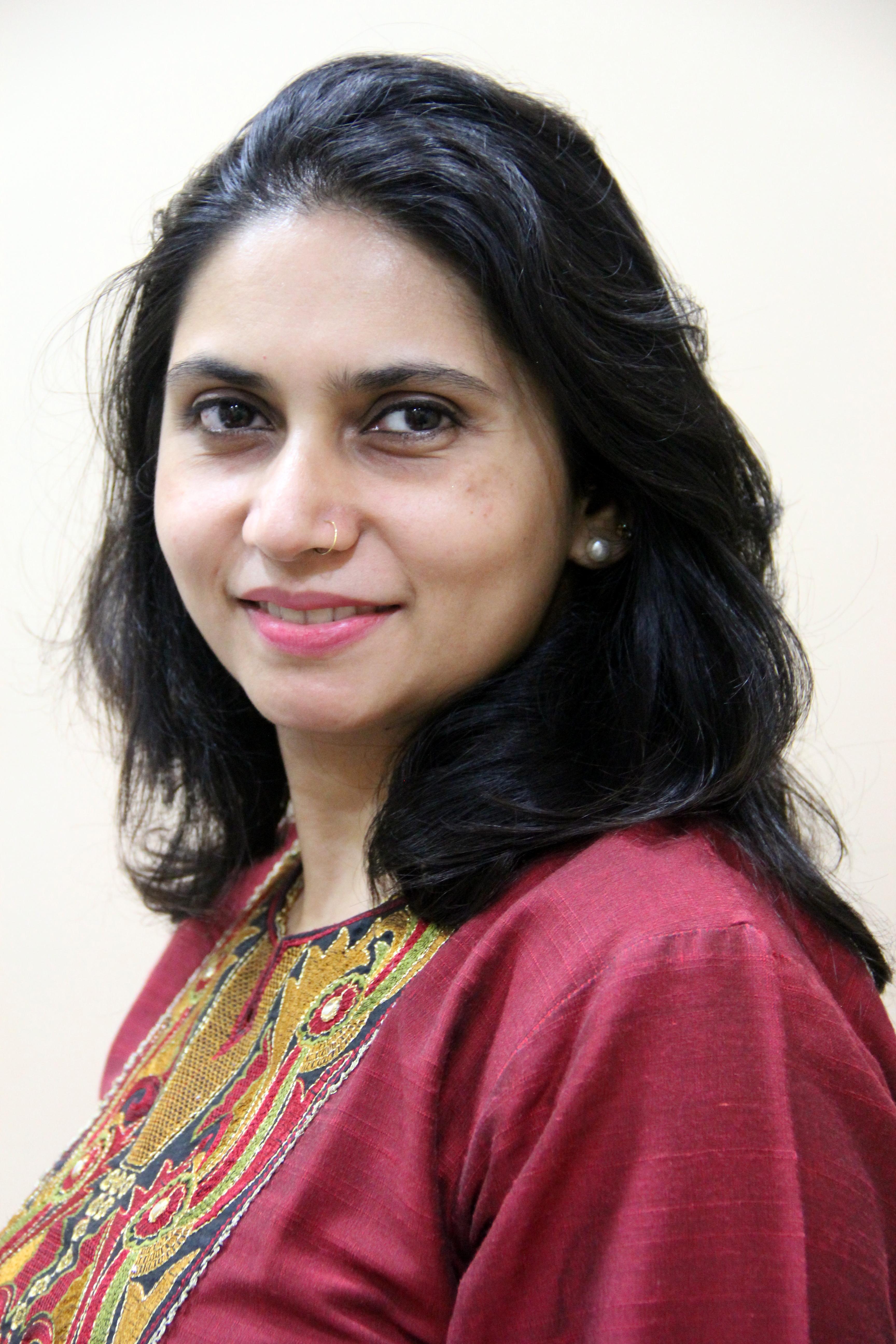 Dr. Darshana Gadgil - Ophthalmologist