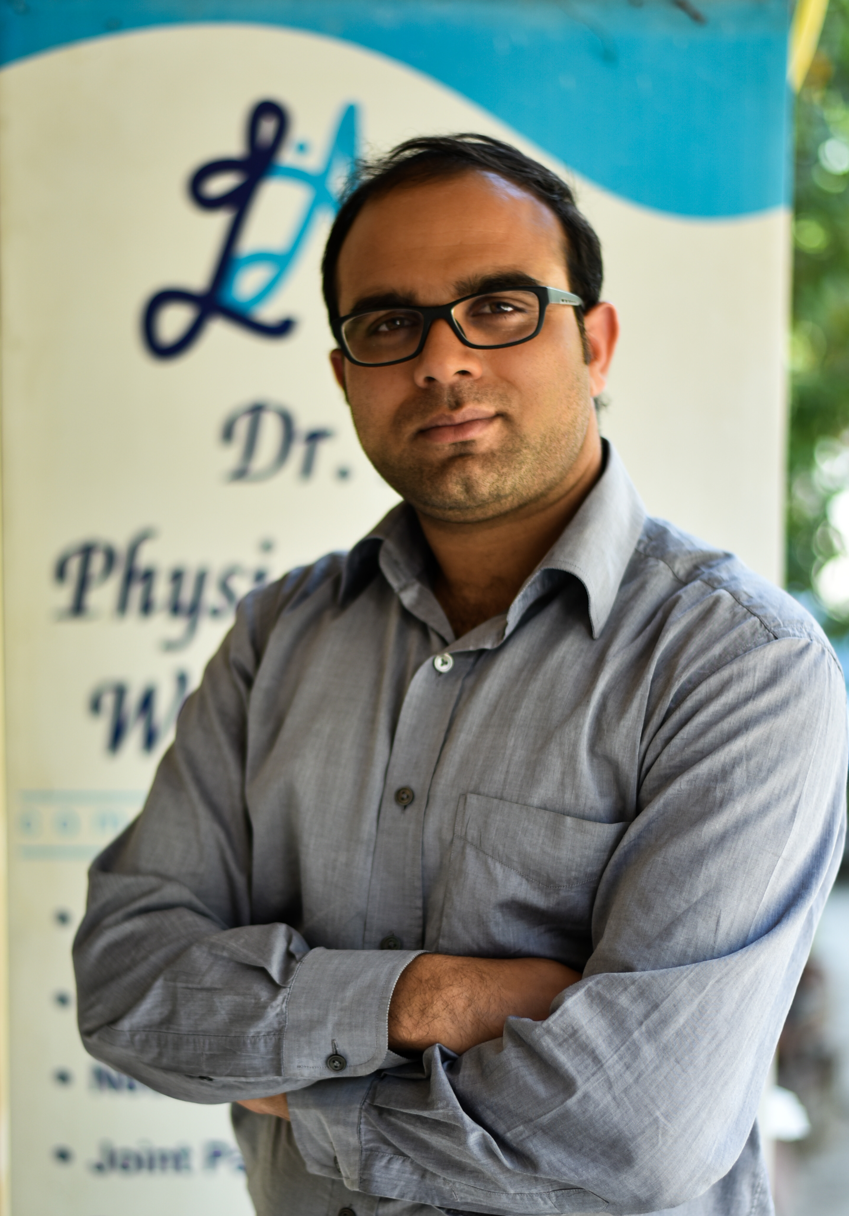 Dr. Arshad Ali - Physiotherapist