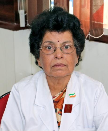 Dr. Anita Panda - Ophthalmologist