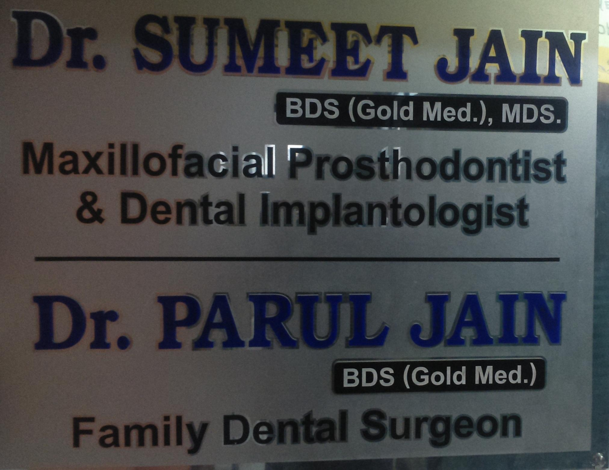 Dr. Sumeet Jain's Novel Dental & Implant Clinic
