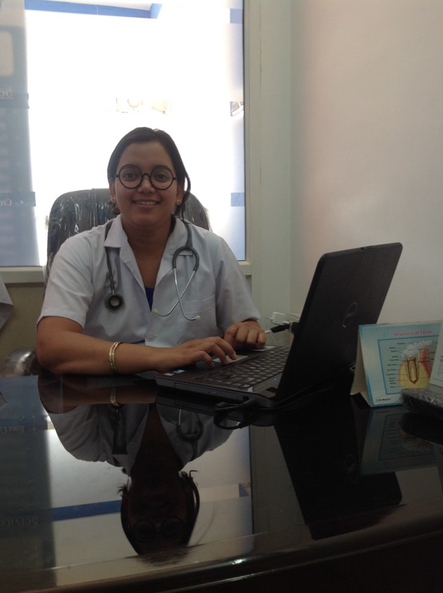 Dr. Ruby Ladha - Dentist