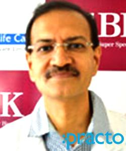 Dr. Rakesh Mahajan - Orthopedist