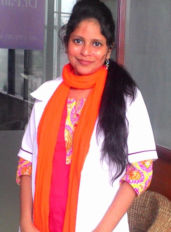 Dr. Uzma Shamim - Dentist