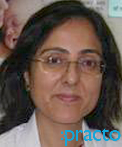 Dr. Vandana C.Sharma - Oncologist