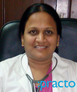 Dr. T. Saritha - Gynecologist/Obstetrician