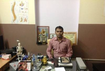 Dr. Vivek Jain - Physiotherapist