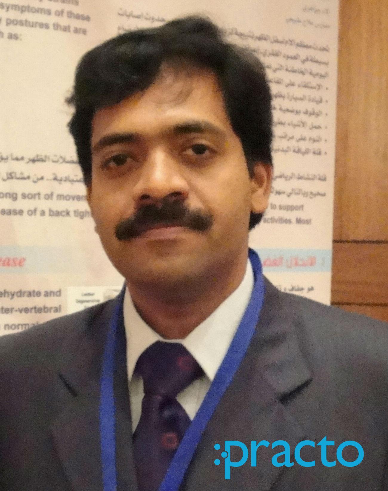 Dr. S. Manikantan - Physiotherapist