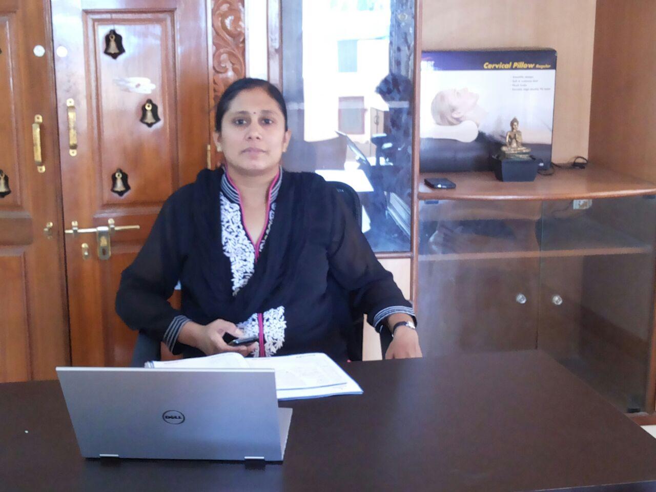 Dr. S Gomathi - Physiotherapist