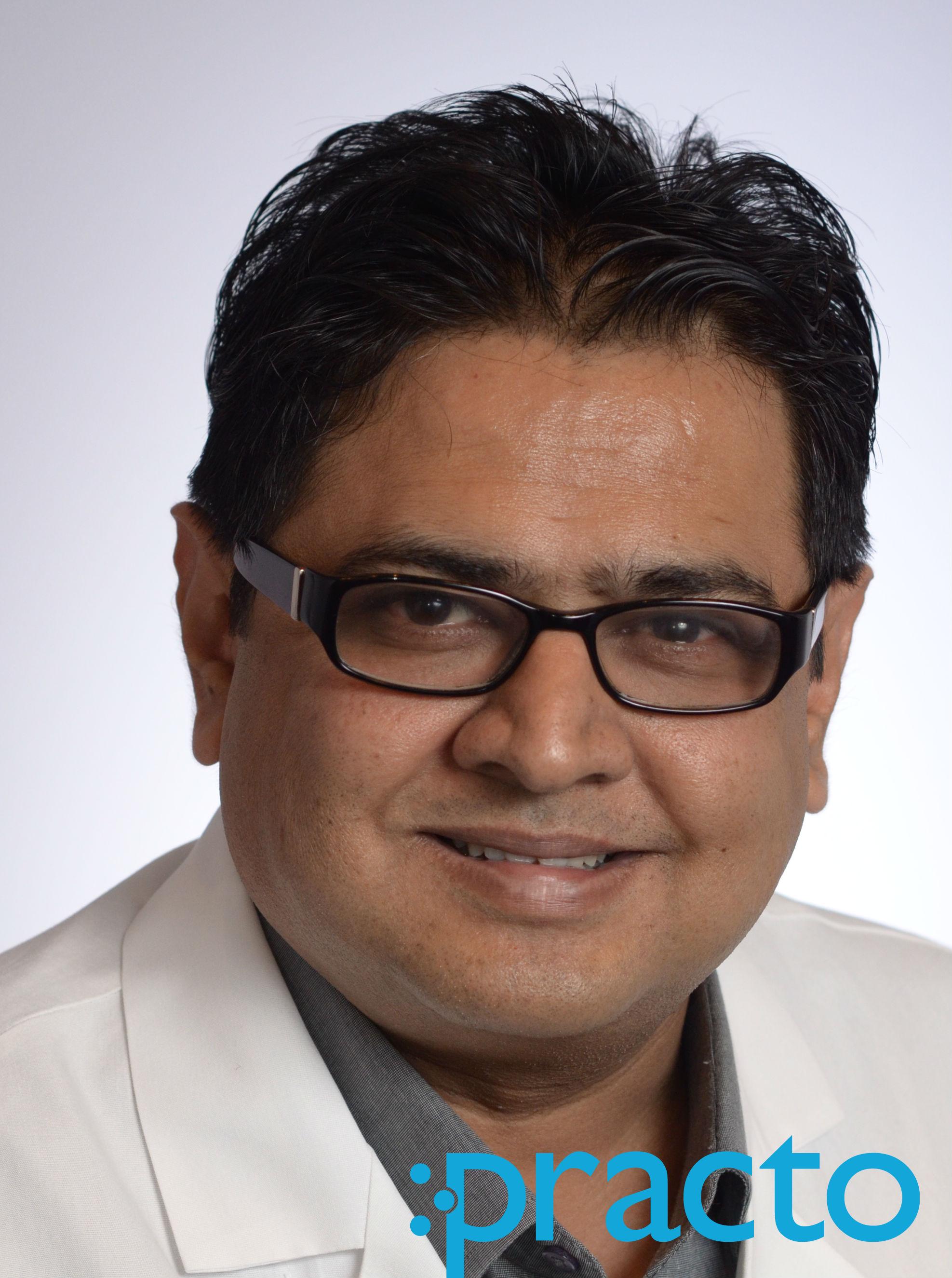 Dr. Amish Mehta - Dentist