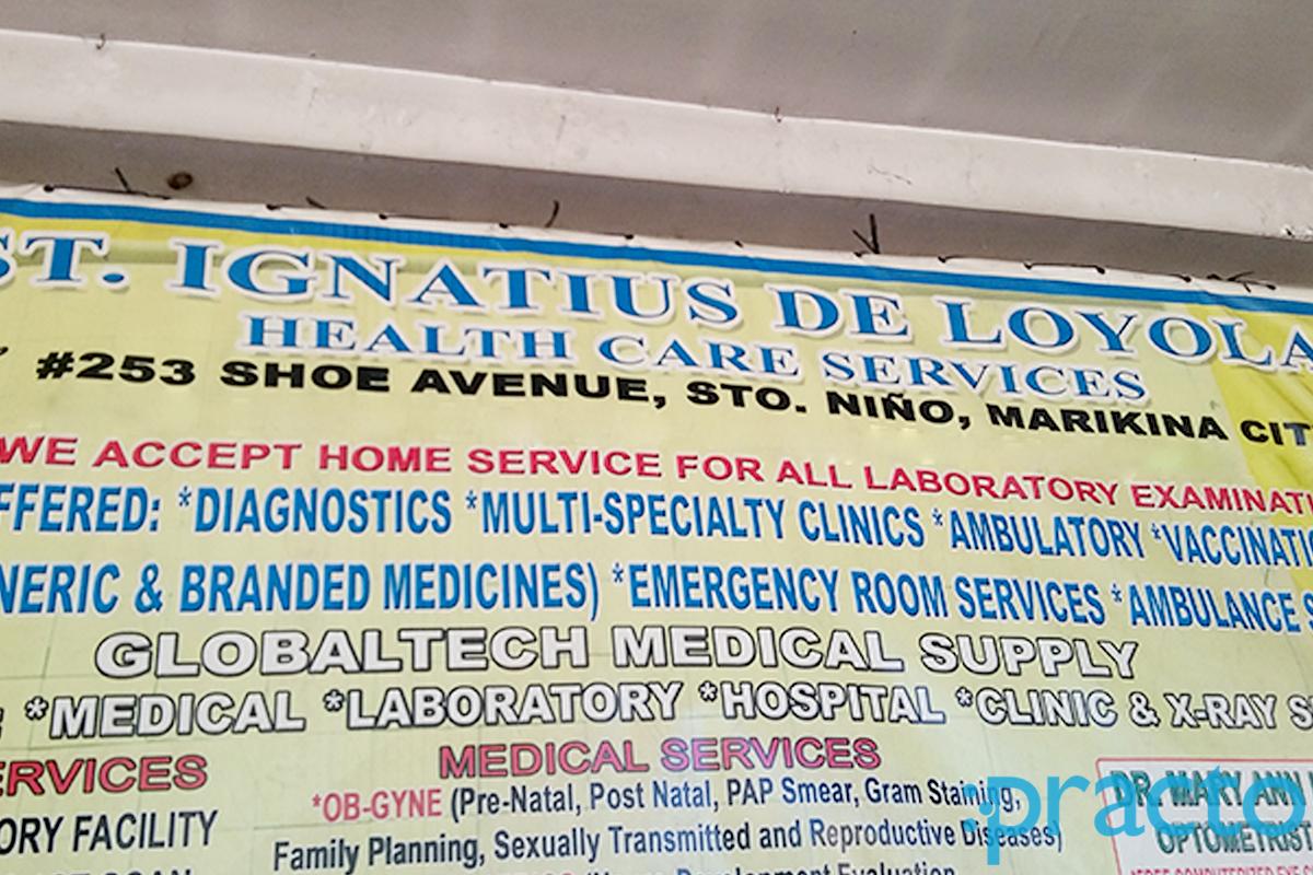 St  Ignatius De Loyola Health Care Services, Santa Elena