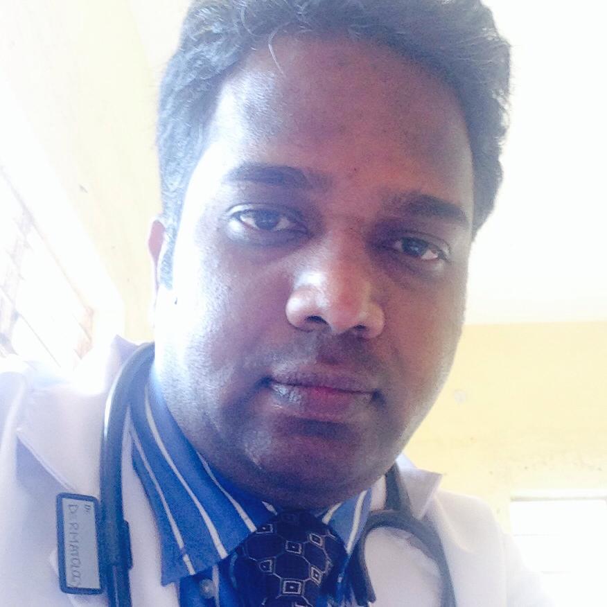 Dr. Dhananjaya C.D - Pediatrician