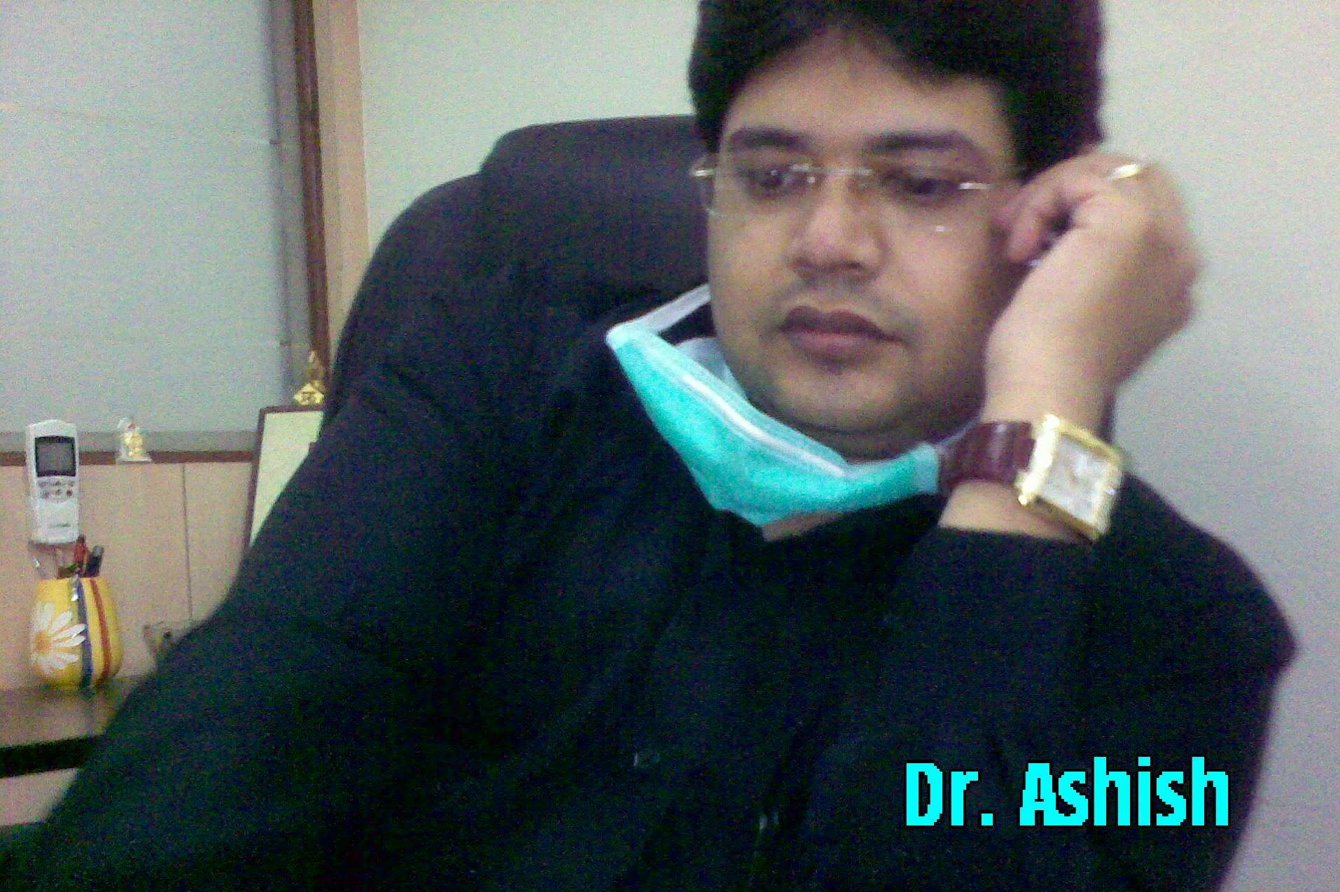 Dr. Ashish Gupta - Dentist