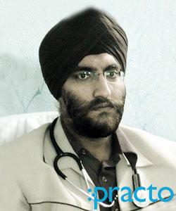 Dr. Gagandeep Singh Ahuja - Homoeopath