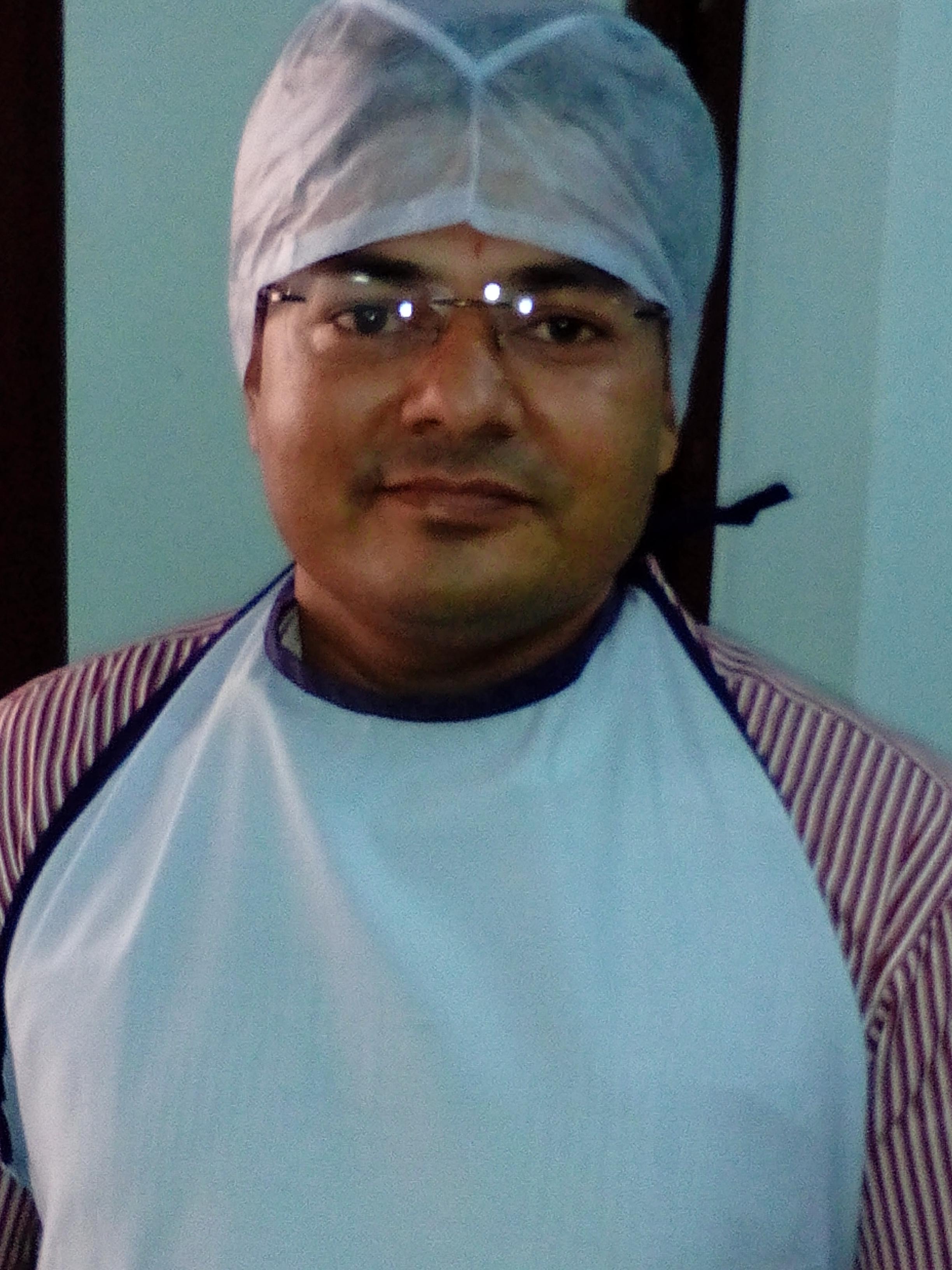 Dr. Radheshyam Kumawat - Dentist