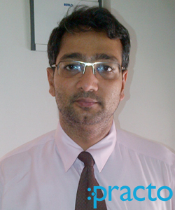 Dr. Sujit M Ghorpade - Dentist