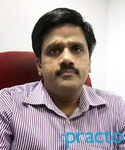 Dr. R .Gangadharan - Ophthalmologist