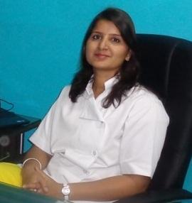 Dr. Shital Kawale Dharmadhikari - Dentist