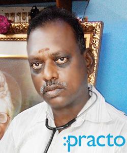 Dr. P. J. Rajkumar - General Physician
