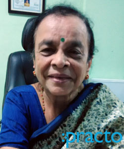 Dr. Ajita V Mandlekar - Gynecologist/Obstetrician