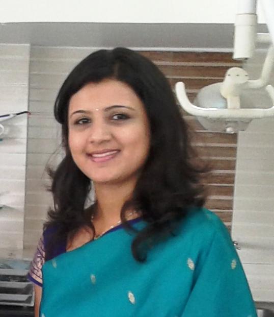 Dr. Suhani P Shah - Dentist
