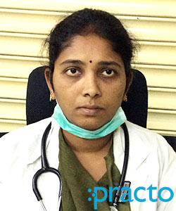Dr. M. Anuja - Gynecologist/Obstetrician
