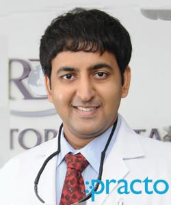 Dr. Vishwas B V - Dentist