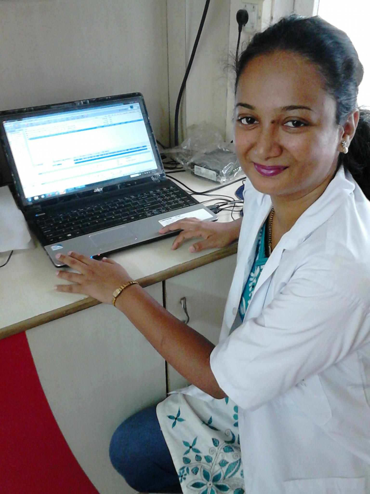 Ms. Prachi Managute - Dietitian/Nutritionist