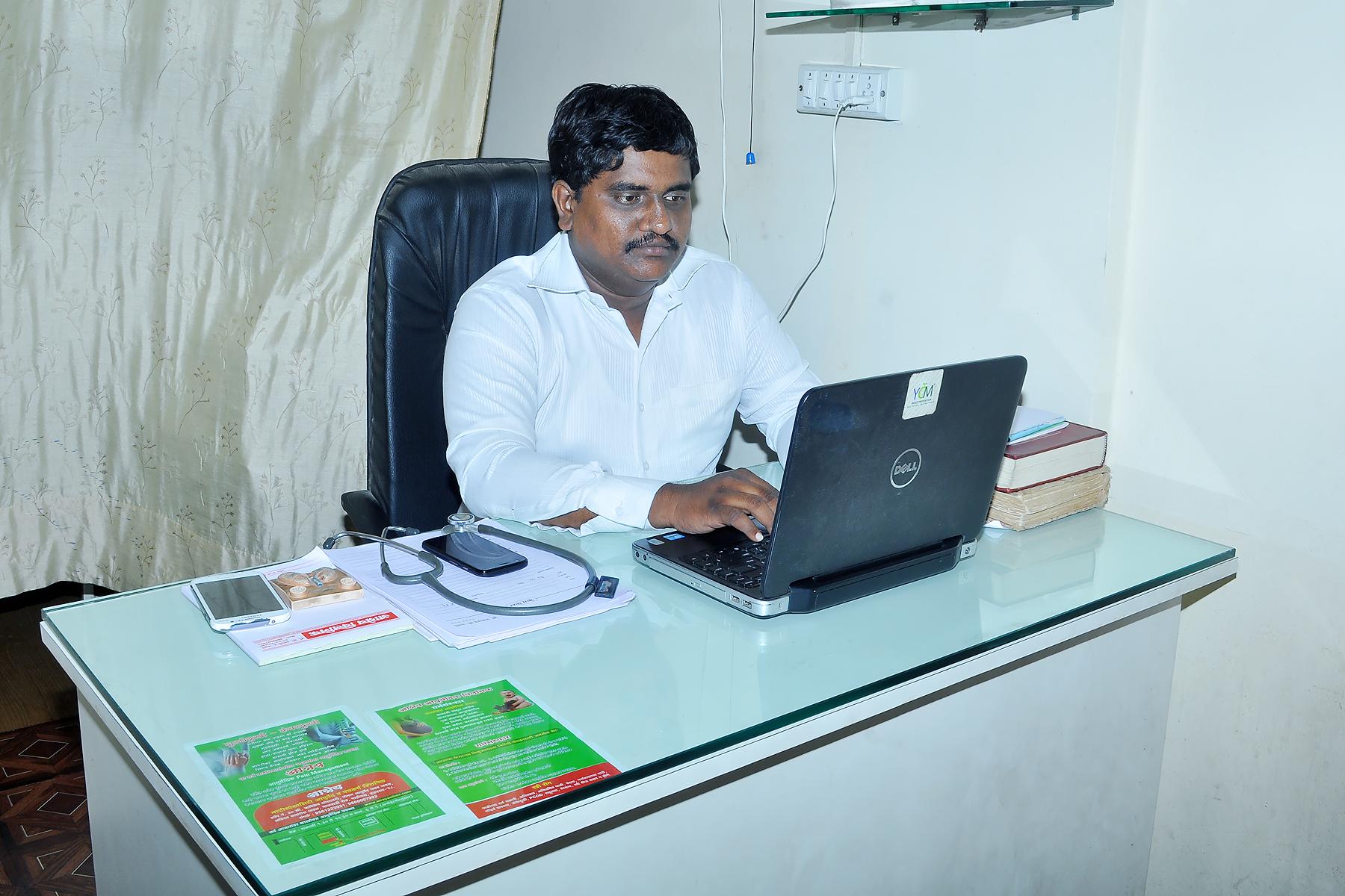 Dr. Dattatraya Balkrishna Nalage - Ayurveda