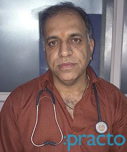 Dr. Jagadish Adiga - Pediatrician