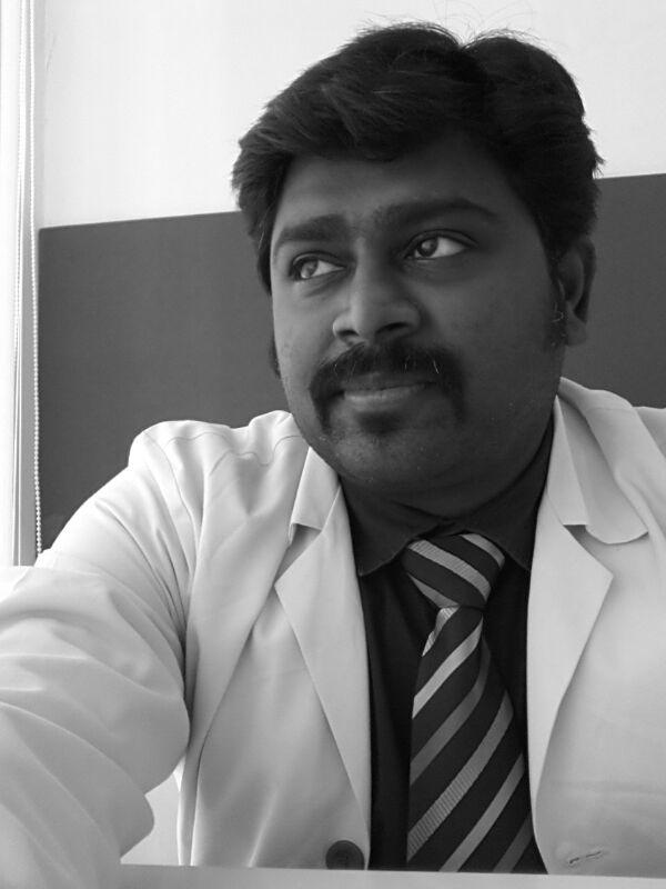 Dr. P Baskar - Dentist