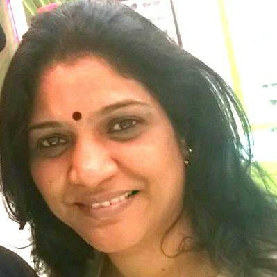 Dr. Vasundhara Menon - Dentist