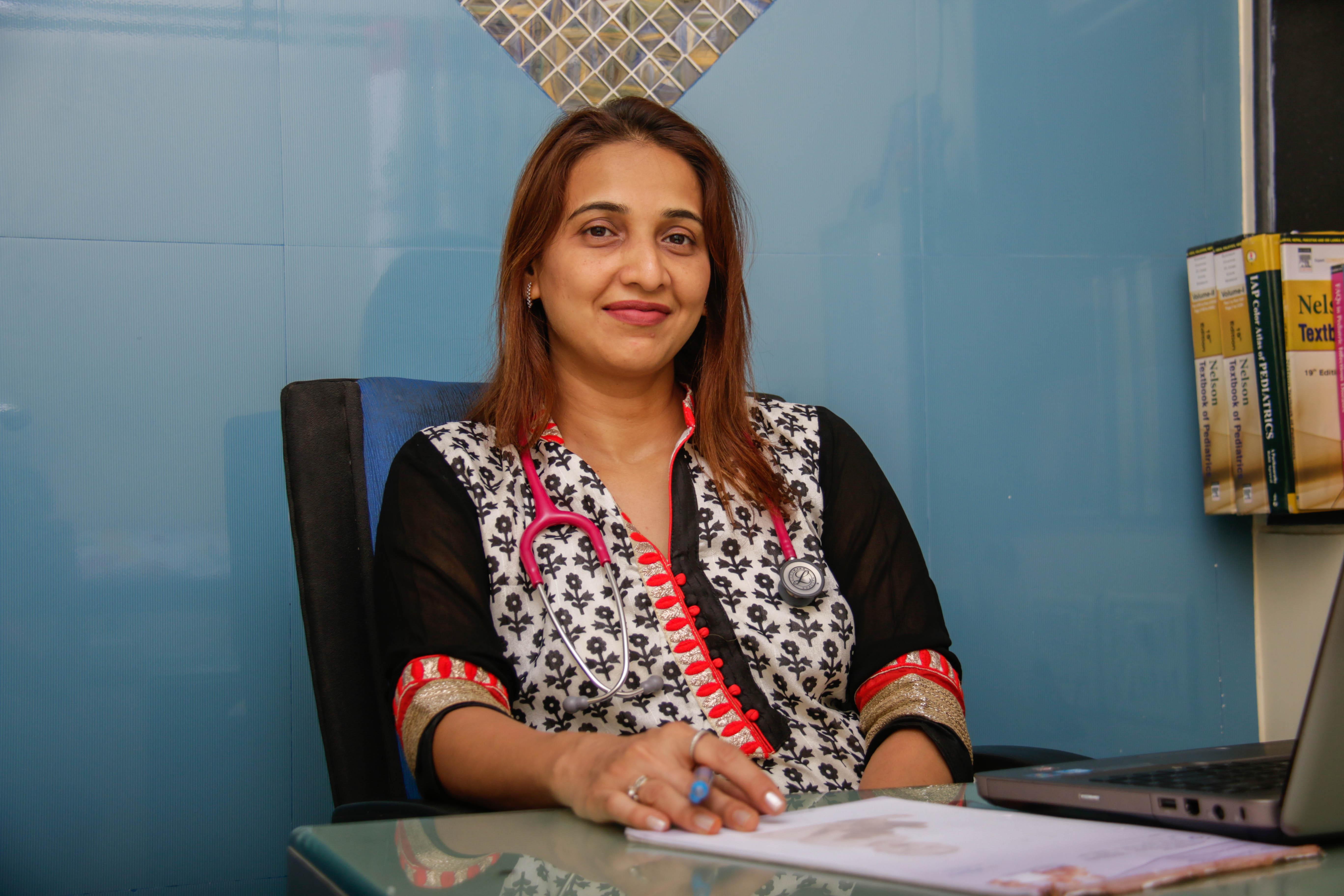 Dr. Manisha Juvekar - Pediatrician